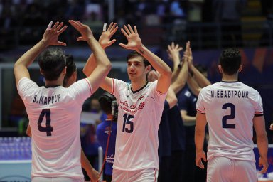 نگاهی به پیروزی والیبال ایران برابر پرتغال
