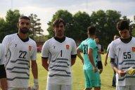 جنجالی ترین تمرین لیگ برتر در مشهد (عکس)