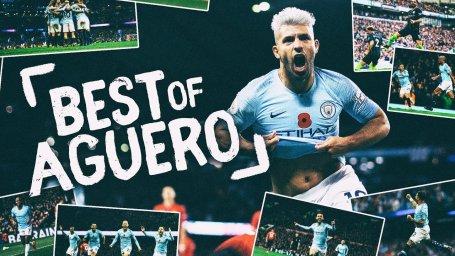 برترین لحظات آگوئرو در فصل 19-2018 لیگ جزیره