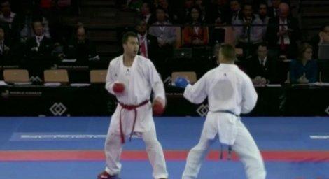 عملکرد کاراته کارهای کشور در لیگ جهانی