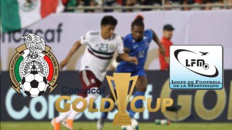 خلاصهبازی مکزیک 3 - مارتینیک 2 (جام طلایی کونکاکاف)