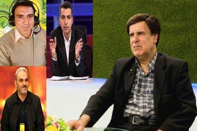 نظر سرهنگ علیفر درباره نحوه اجرا و دستمزد گزارشگران تلویزیون