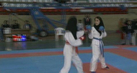 حواشی مسابقات انتخابی استعدادهای برتر کاراته کا در لرستان