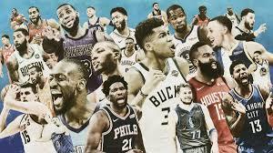 برترین های بسکتبال NBA در فصل 19-2018
