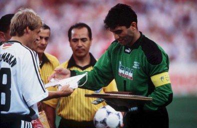 21 سال پیش شکست 2 بر 0 ایران مقابل آلمان