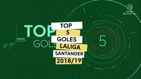 5 نامزد برترین گل فصل 19-2018 به انتخاب لالیگا