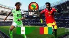 خلاصه بازی نیجریه 1 - گینه 0 (جام ملت های آفریقا)