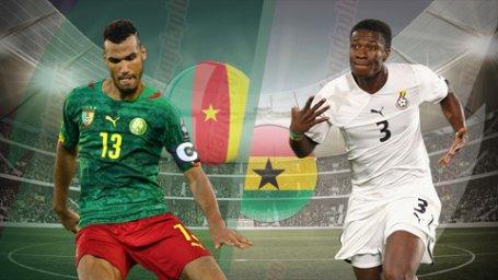 خلاصه بازی کامرون 0 - غنا 0 (جام ملت های آفریقا)