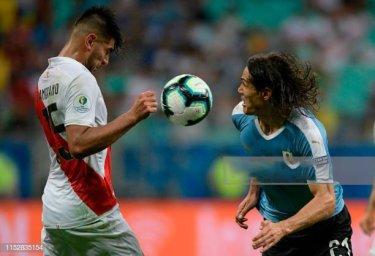 خلاصه بازی اروگوئه 0 - پرو 0 + پنالتی(کوپا امریکا)