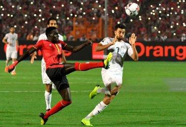 خلاصه بازی مصر 2 - اوگاندا 0(جام ملتهای آفریقا)