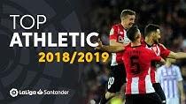 بهترین گلهای اتلتیک بیلبائو در فصل 19-2018