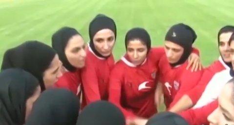 تقدیم به دختران ورزشکار ایران زمین