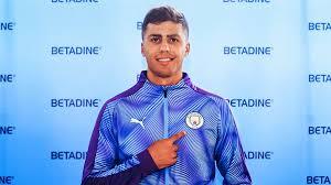اولین روز حضور رودری در باشگاه منچسترسیتی