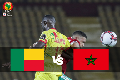 خلاصه بازی مراکش 1 - بنین 1 + پنالتی (جام ملت های آفریقا)