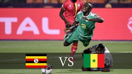 خلاصه بازی سنگال 1 - اوگاندا 0 (جام ملتهای آفریقا)