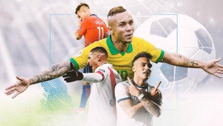 کلینشیت برگ برنده برزیل؛ اینکاها به دنبال کاری فرازمینی