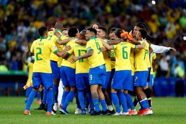 برزیل 3-1 پرو: جام در خانه سلسائو ماند