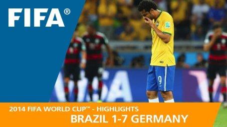 درچنین روزی ؛ شکست هفت گله برزیل برابر آلمان