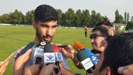 صحبت های شکاری از وضعیت تیم ملی امید