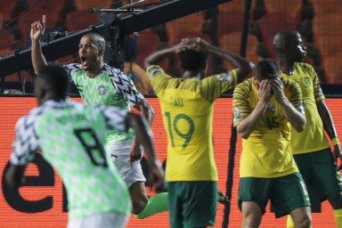 صعود دراماتیک نیجریه به نیمه نهایی جام ملت های آفریقا