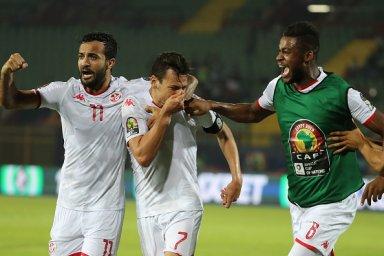 صعود تونس به نیمه نهایی جام ملت های آفریقا