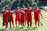 تمرین امروز تیم پرسپولیس در ترکیه