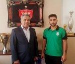 خشم و هیاهوی هواداران آبی از امضای عرب
