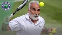 ترفند جالب و تحسین شده منصور بهرامی در حین بازی