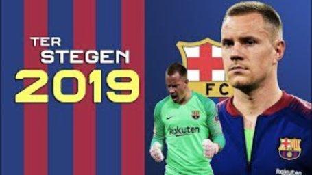 برترین سیو های مارک ترشتگن برای بارسلونا 19-2018