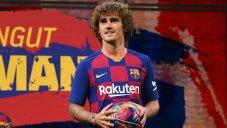 ویدیوی خوشآمدگویی باشگاه بارسلونا به آنتون گریزمان