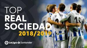 برترین گلهای رئال سوسیداد در لالیگا فصل 19-2018