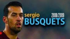 به مناسبت تولد سرجیو بوسکتس: هافبک دفاعی توانمند بارسلونا