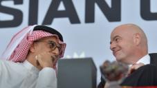 غیبت عالی رتبگان در مراسم قرعه کشی AFC