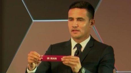 حواشی مراسم مقدماتی جام جهانی 2022 با حضور تاج