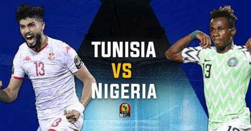 خلاصه بازی نیجریه 1 - تونس 0 (جام ملت های آفریقا)