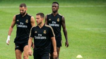 زیدان و مساله مثلث تهاجمی رئال مادرید