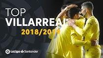 گلهای برتر ویارئال در لالیگا فصل 19-2018