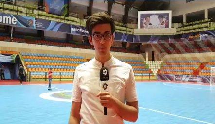 گزارش اختصاصی از بازی مس سونگون - فرش آرا