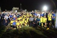 قهرمانی پارس جنوبی جم در جام شهدا