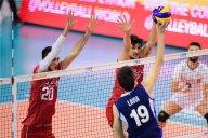 شکست جوانان والیبال ایران برابر ایتالیا