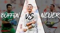 نبرد رونالدو در برابر بهترین دروازه بانهای فوتبال