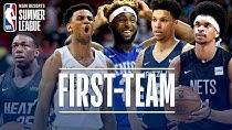 برترین حرکتهای تیم اول لیگ تابستانه بسکتبال NBA