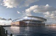 پیشنمایشی از استادیوم فوق مدرن باشگاه اورتون
