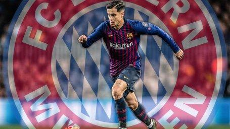 انتقال قرضی کوتینیو به رقیب بارسلونا در لیگ قهرمانان