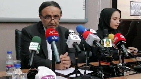 نشست مطبوعاتی رئیس کمیته انضباطی پیش از آغاز لیگ