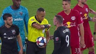 اخراج مستقیم وین رونی در لیگ MLS