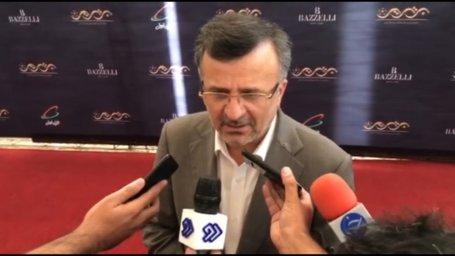 داورزنی و موضوع دریافت ارز نیمایی برای ورزش ایران