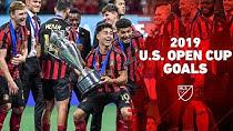 بهترین گلهای جام حذفی آمریکا 2019