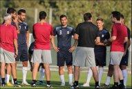 گزارش اختصاصی از تمرین عصر تیم ملی (11-06-98)