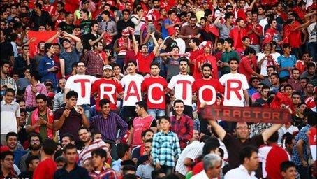 باشگاه تراکتور: علیه استقلال نامه ای به فیفا نداده ایم